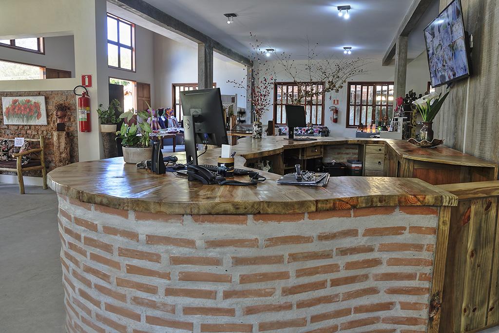 A casa do artesão