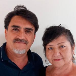 Carmen e Alfredo